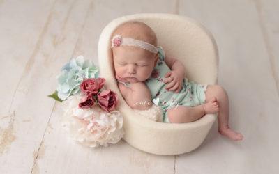 Newborn Photography Manchester | Baby Eva
