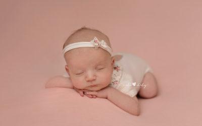 Newborn Portraits Manchester   Baby Freya