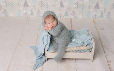 Newborn Portraits Manchester | Jenson