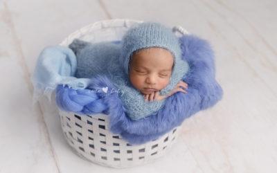 Newborn Photography Manchester | Cute Boy